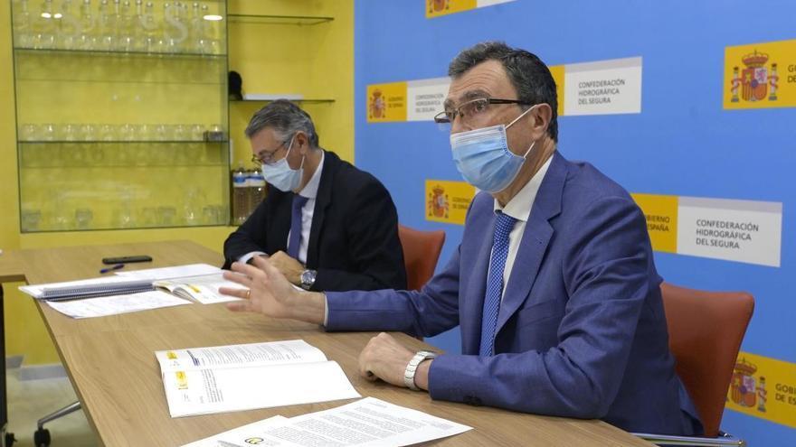Murcia pide a la CHS duplicar la concesión de agua potable y bajar la tarifa