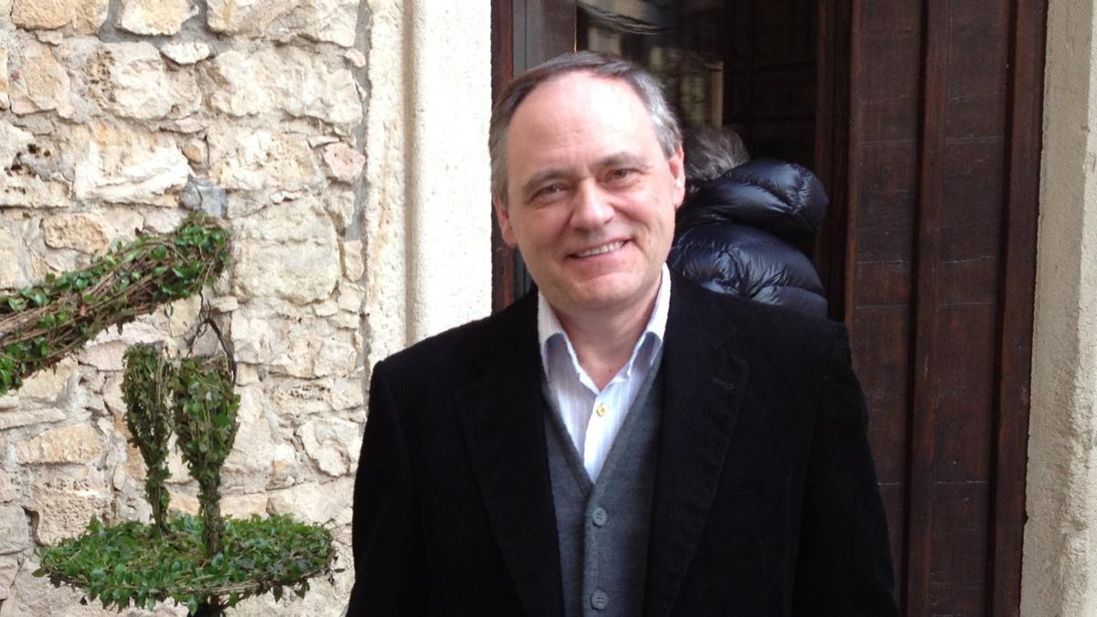 Antoni Ferrando, catedràtic de Filologia de la Universitat de València