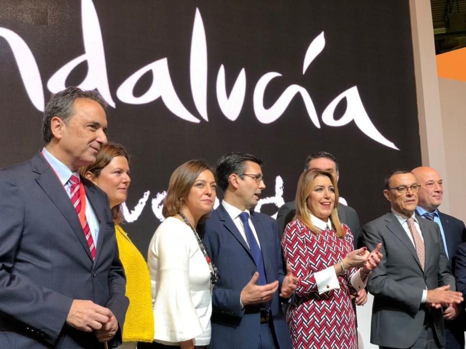 Presentación de la campaña de Andalucía