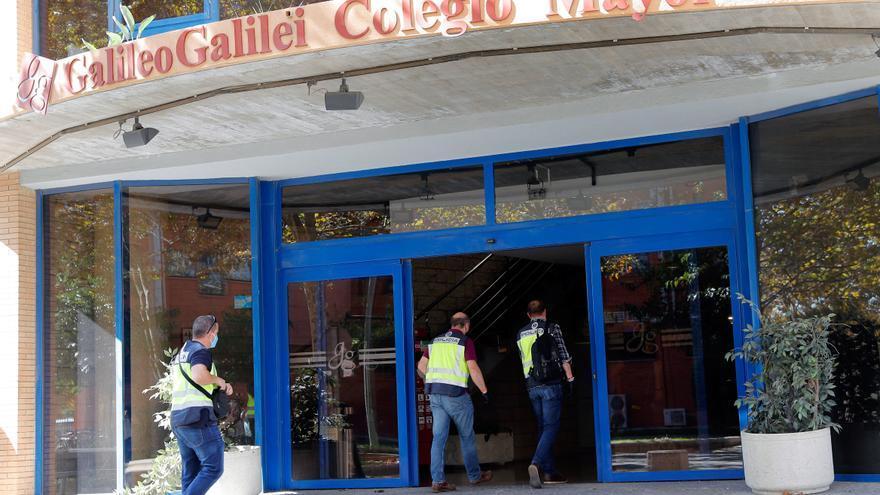 La Policía autonómica investiga la responsabilidad de los dueños del Galileo Galilei