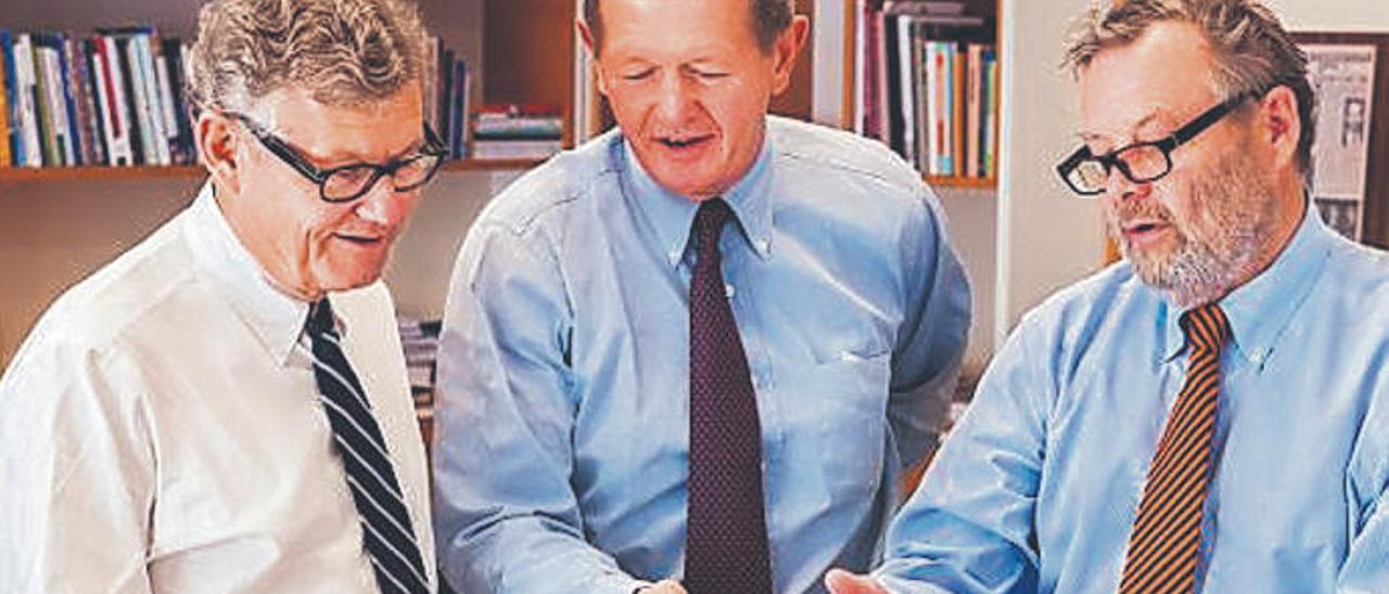 Wallenberg, la vinculación canaria de los nuevos propietarios de Emalsa