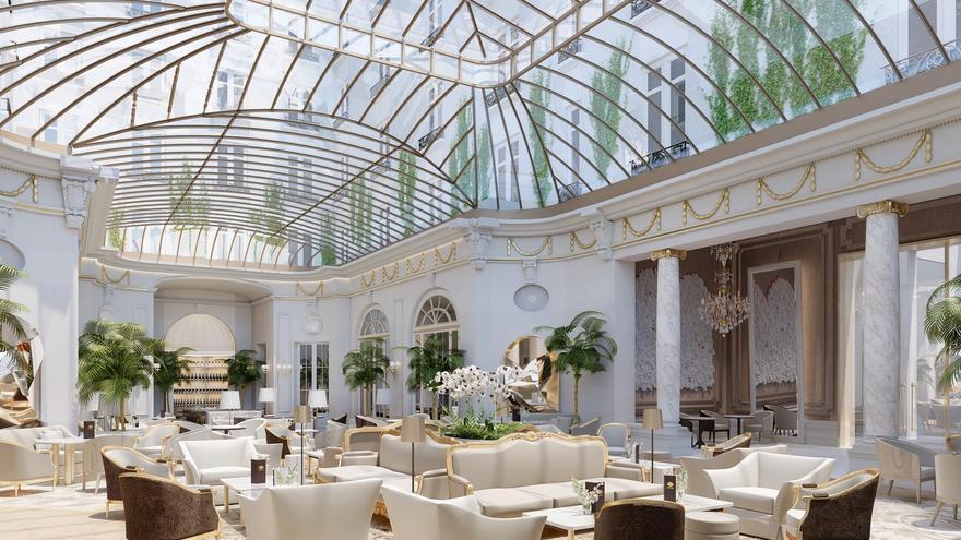 Así luce el icónico hotel Ritz de Madrid tras su reforma más importante