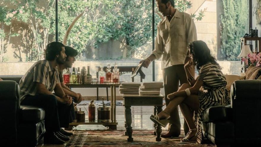 """Los productores de """"Fariña"""" lanzan una nueva serie con Tamar Novas y José Sacristán"""