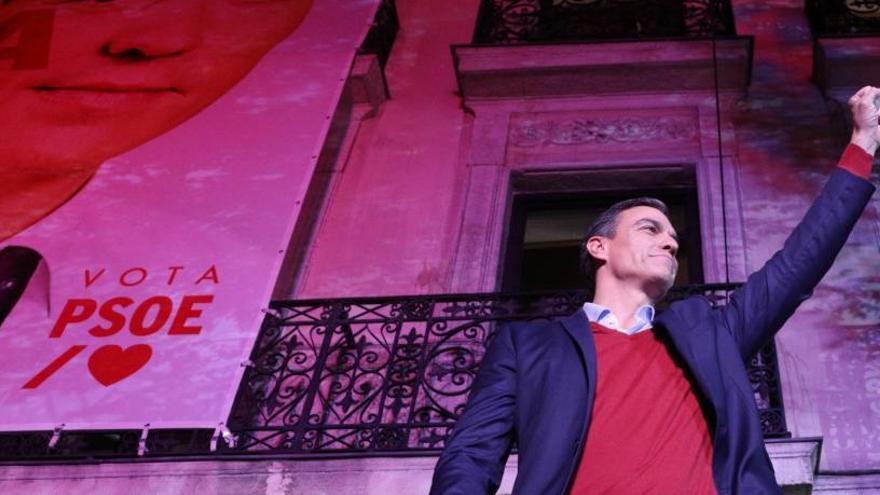 El CIS fet després del pacte PSOE-Podem atorga la victòria a un Sánchez a l'alça