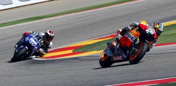 Fotogalería: El GP de Aragón de motociclismo, en imágenes
