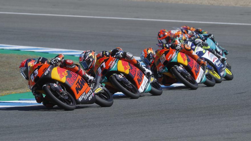 Sigue en directo la carrera en Mugello de Moto3 2021