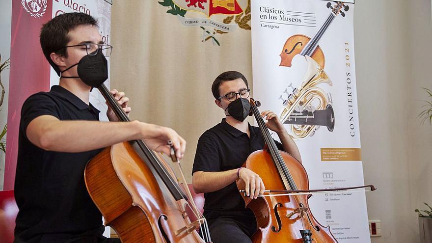 Artistas locales e internacionales para atraer a  los cartageneros hacia los museos