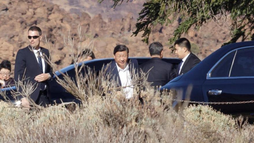 Tenerife negocia con el gigante chino del turismo para atraer a millonarios