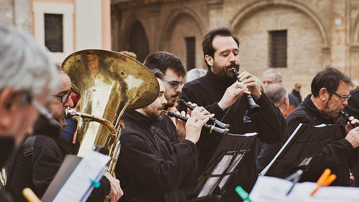 Les societats musicals arranquen la Campanya de Concerts d'Intercanvi