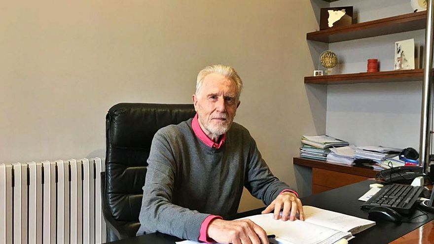 Ramon Costa: «Potser la meva actitud ha ajudat a suavitzar les formes al Consell»