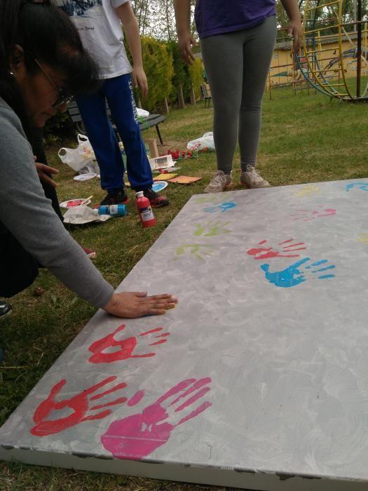 Projecte de l'institut de Navàs sobre els refugiat