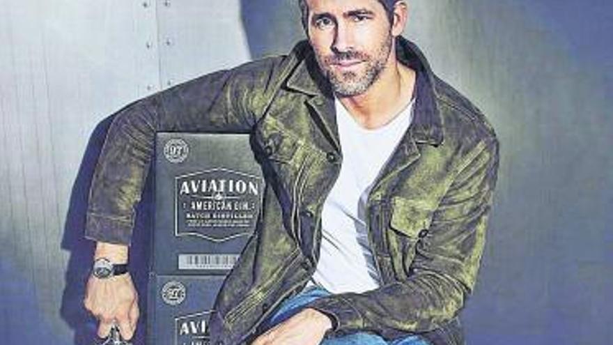 Reynolds vende su marca de ginebra