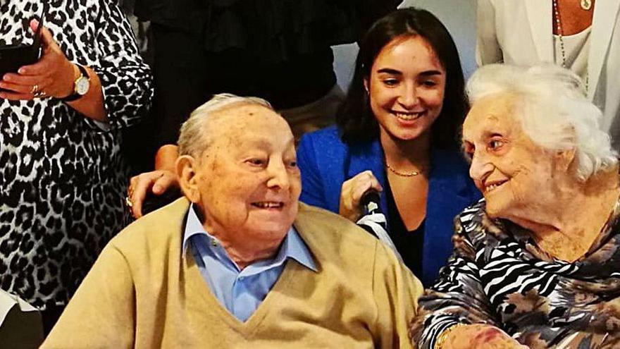 """Muere a los 101 años el empresario Ramón Ortea tras una """"vida de novela"""""""