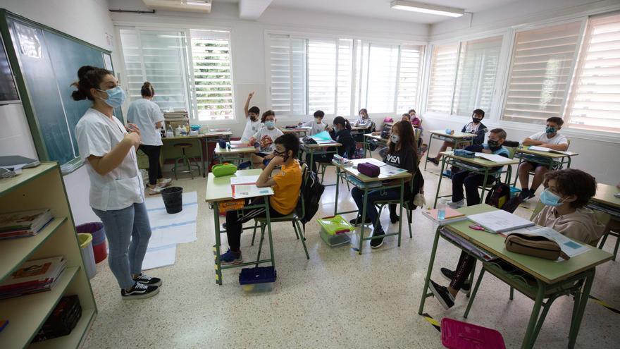 Ibiza no tiene grupos escolares en cuarentena