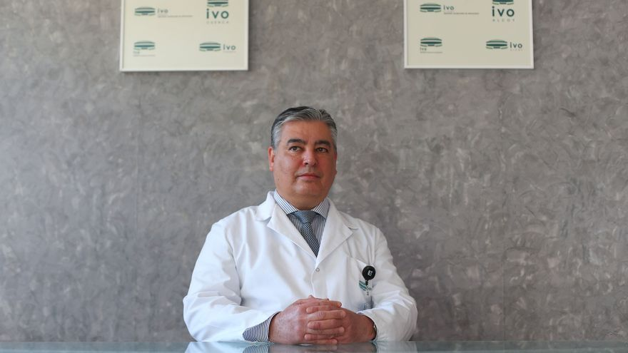 """""""La prioridad del IVO ha sido que los pacientes oncológicos siguieran sus tratamientos"""""""