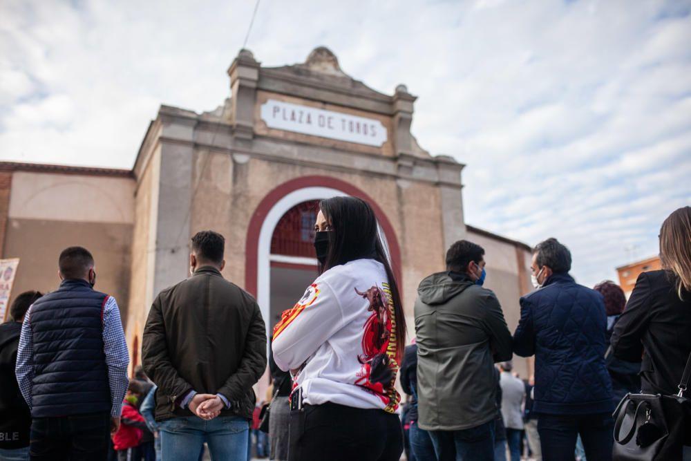 """Manifestación taurina en Zamora: """"También somos cu"""