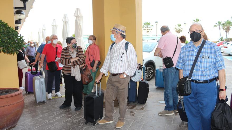 La Diputación de Castellón amplía sin fecha el plazo de inscripción a los viajes para mayores