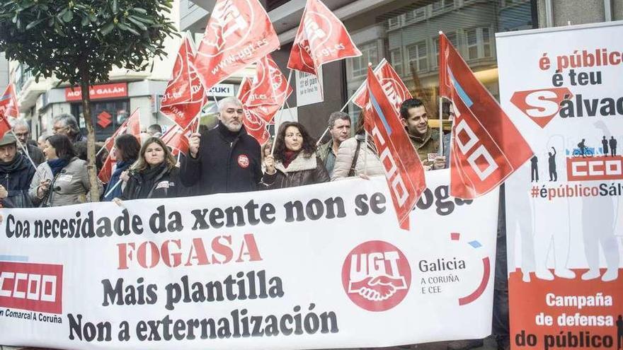 La buena marcha empresarial deja los pagos del Fogasa en Galicia en mínimos desde 2009