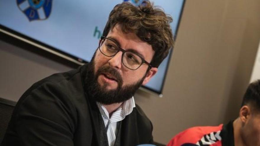 Víctor Moreno toma las riendas de la dirección deportiva del Marbella FC