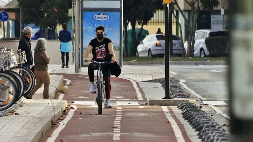 La venta de bicicletas aumenta en Málaga hasta un 40%