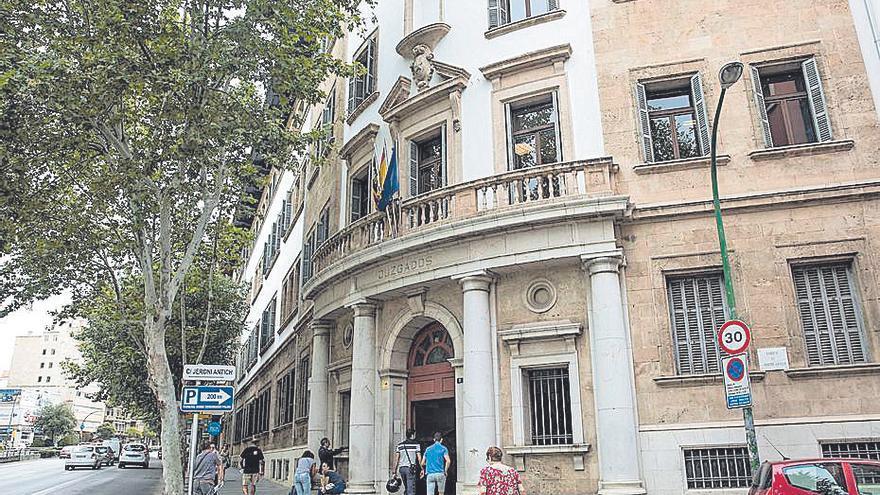 Un empresario, absuelto de abusos sexuales a una empleada en Palma