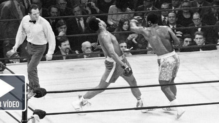Cinco combates que marcaron la carrera de Ali