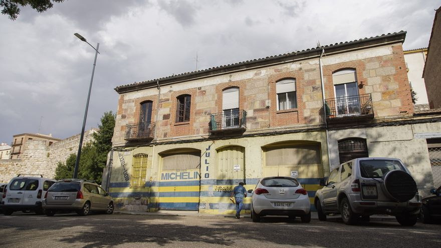 Liberación de la muralla de Zamora: Patrimonio da vía libre a tres nuevos derribos en la Feria