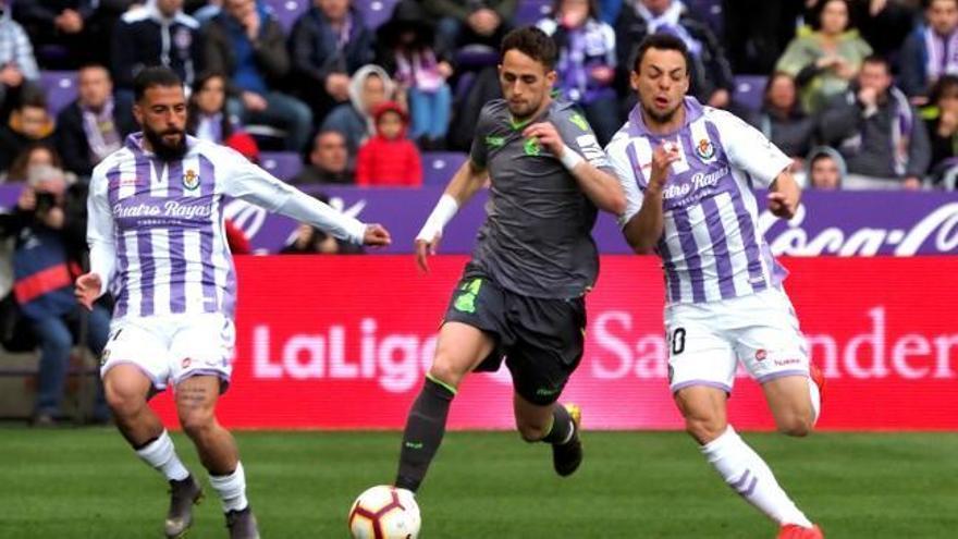 El VAR frustra al Valladolid frente a la Real Sociedad
