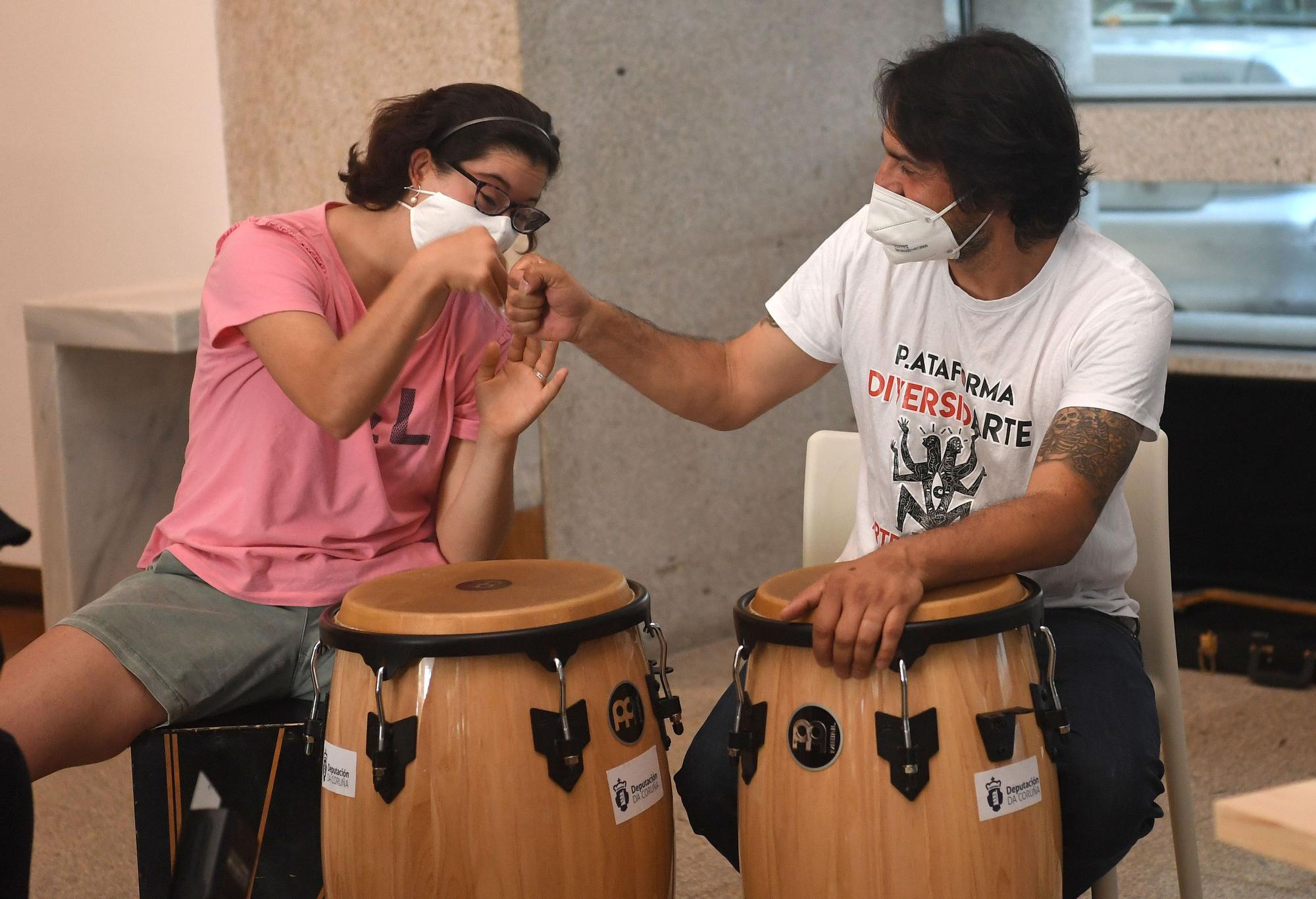 Comienza el Festival Diversidarte, referente de las artes inclusivas