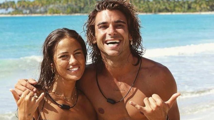 """David de 'La isla de las tentaciones' dedica un emotivo mensaje a Melyssa: """"No llores por quien no te merece"""""""