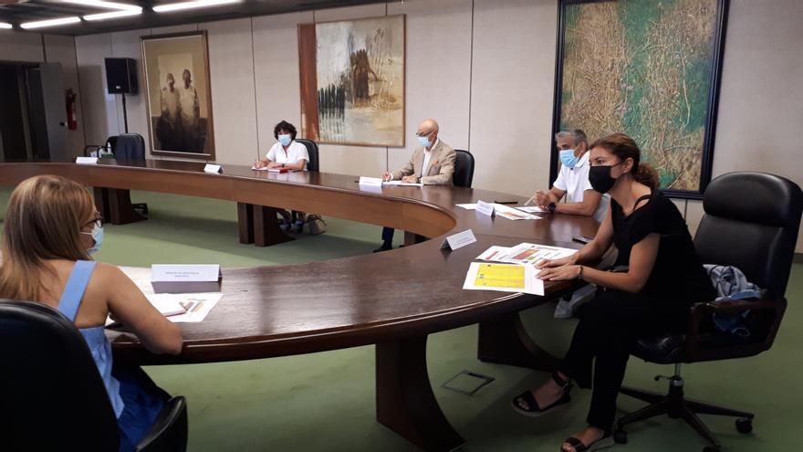 """Las instituciones zamoranas llaman a mantener el """"sentido común"""" frente a la pandemia"""