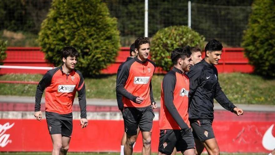 Guille, Gragera y Campuzano vuelven y Gallego tiene a todos disponibles