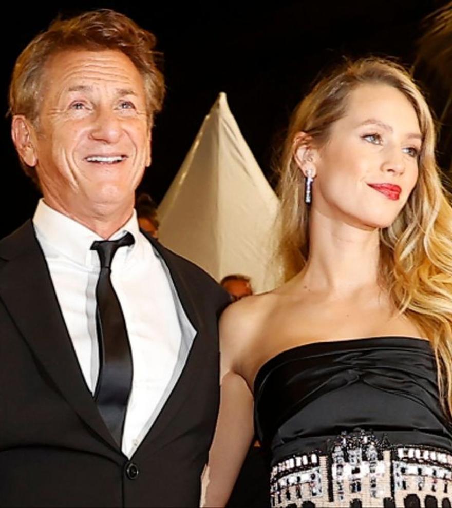 Dylan Penn, así es la hija de Sean Penn y Robin Wright que ha deslumbrado en Cannes