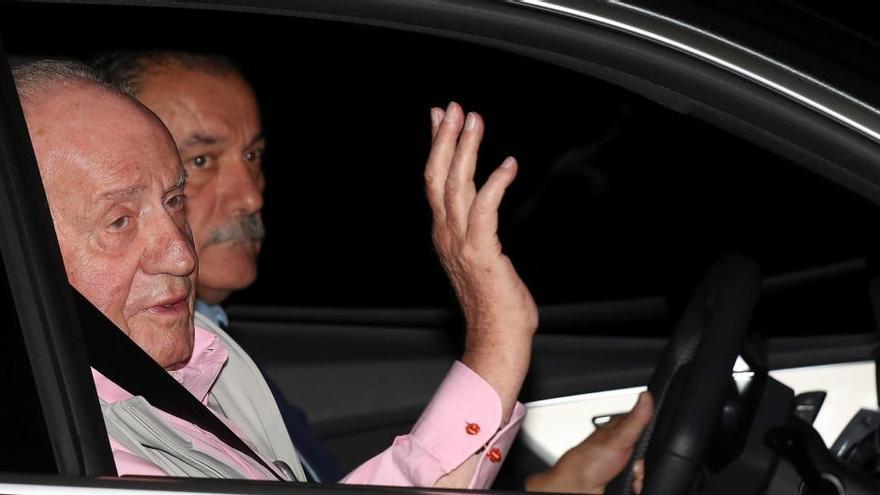 Fasana dice que ningún documento acredita la donación del rey saudí a Juan Carlos I