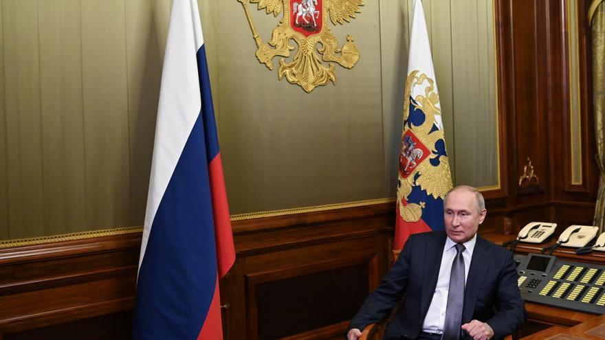 Rusia vuelve a rechazar el matrimonio homosexual