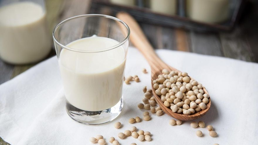 Europa determina  que la leche de soja no es leche