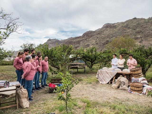 Gran Canaria se cuela este lunes en 'Masterchef'