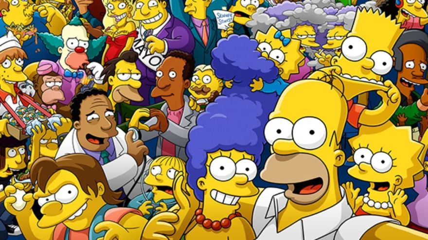 Los personajes de Los Simpson serán doblados por actores de su misma raza