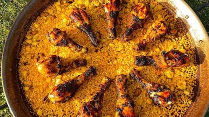 La 'paella Pedroche' incendia las redes