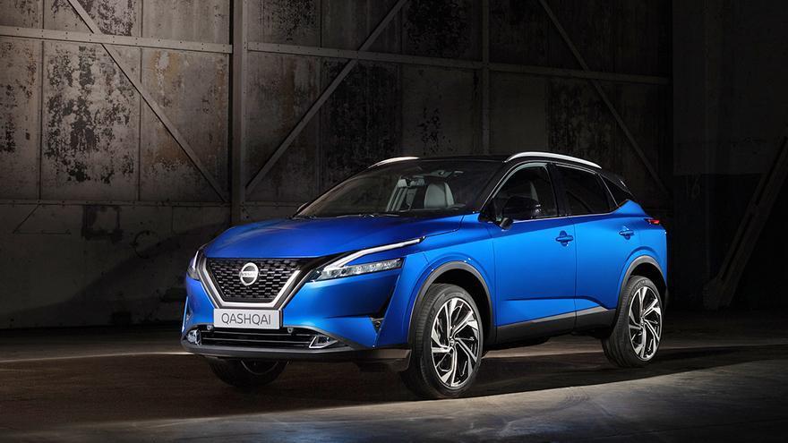 Sale a la luz el nuevo Nissan Qashqai