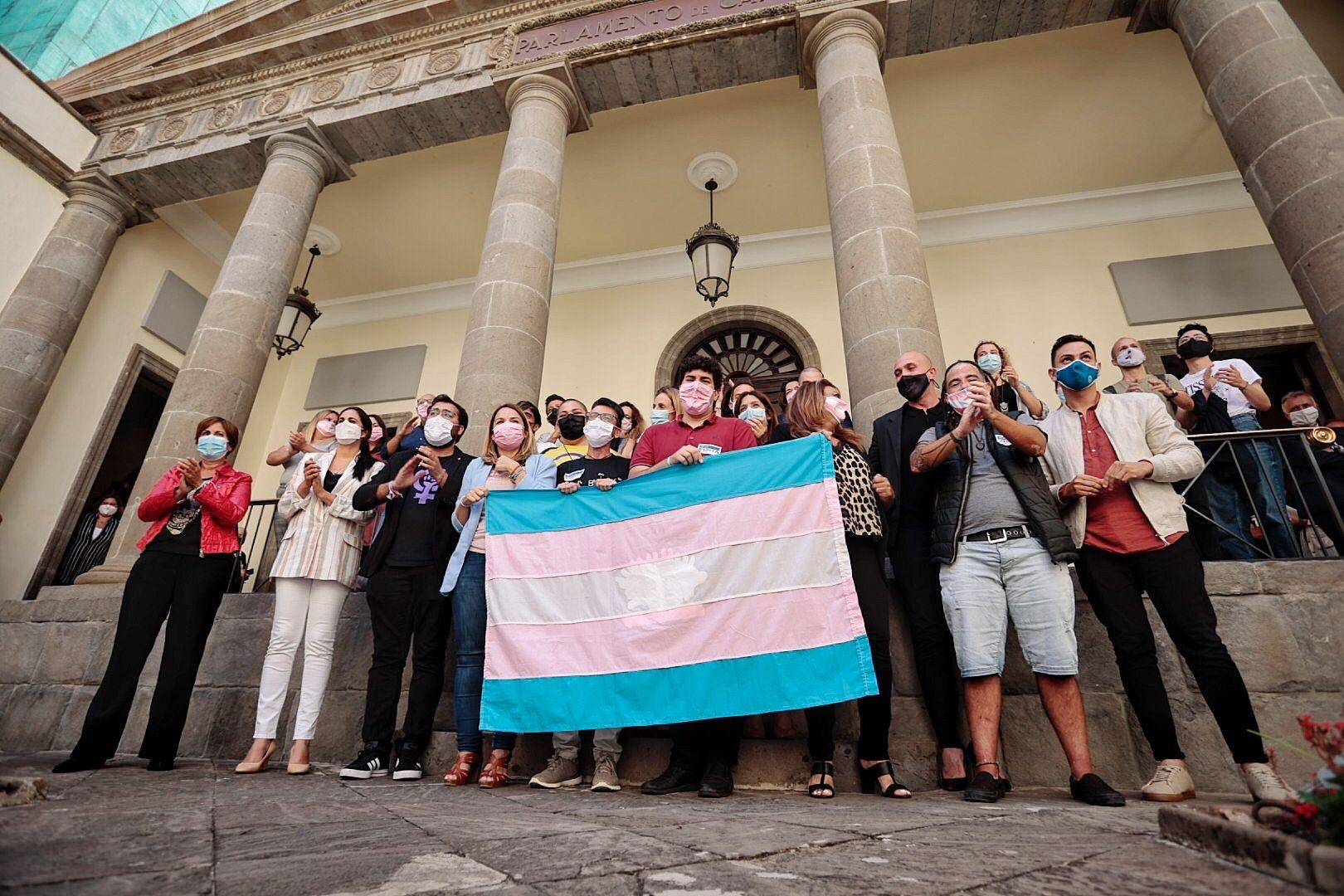 El Parlamento de Canarias aprueba la nueva Ley Trans