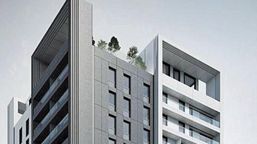 Aedas ficha al arquitecto del nuevo Mestalla para una torre en València