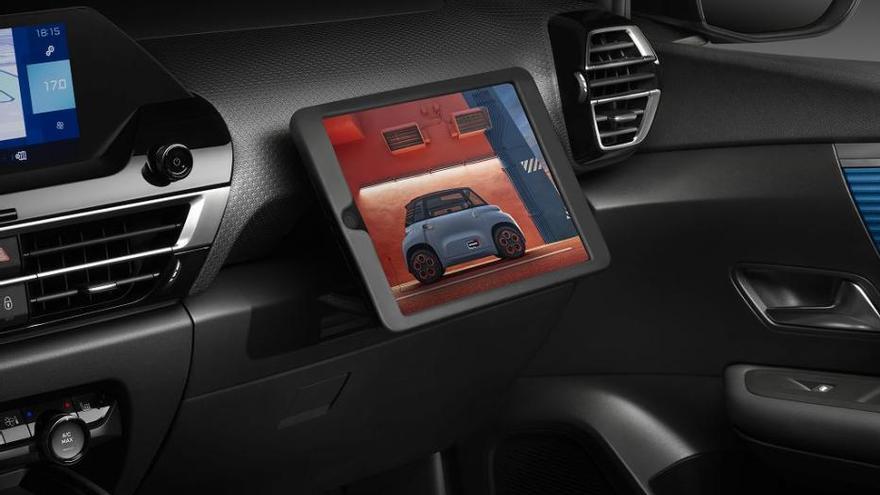 Citroën C4, la tecnología por bandera