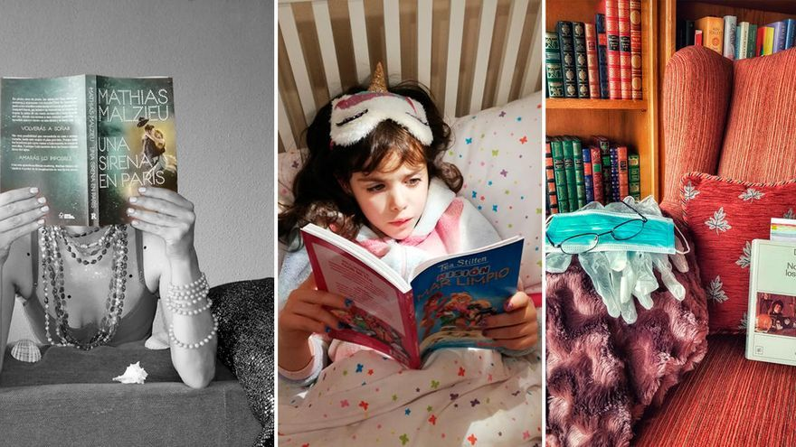 Vota por tu foto favorita del concurso fotográfico del Día del Libro