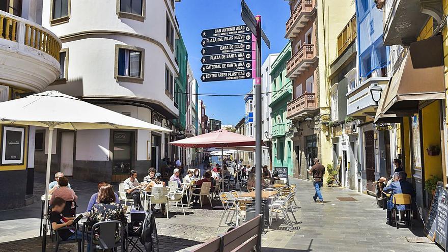 Urbanismo amplía la ordenanza  para mantener las terrazas exprés