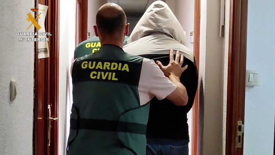 De Villardondiego a Castellón: cae una red de tráfico de speed