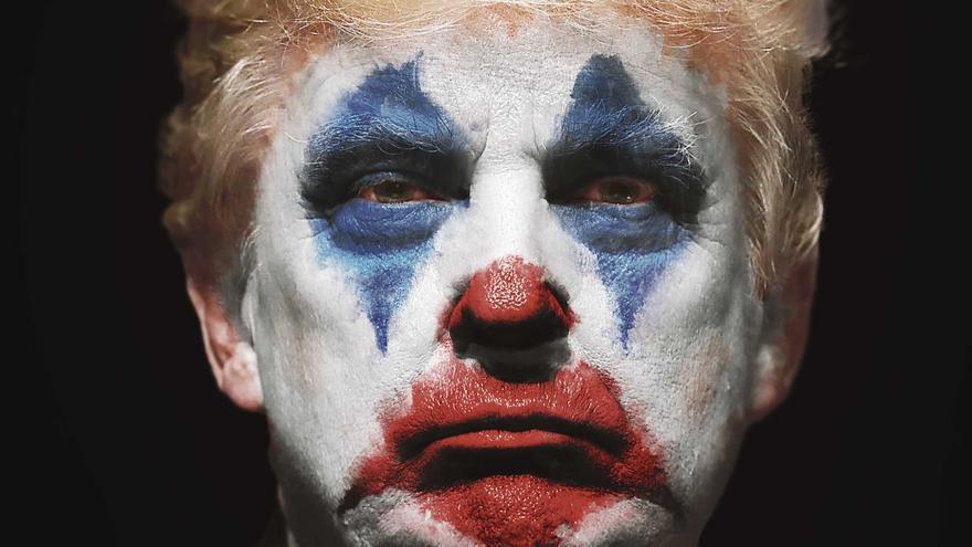 El circo trumpista deja la ciudad