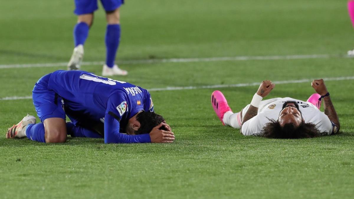 El Real Madrid no pasa del empate en Getafe (0-0)