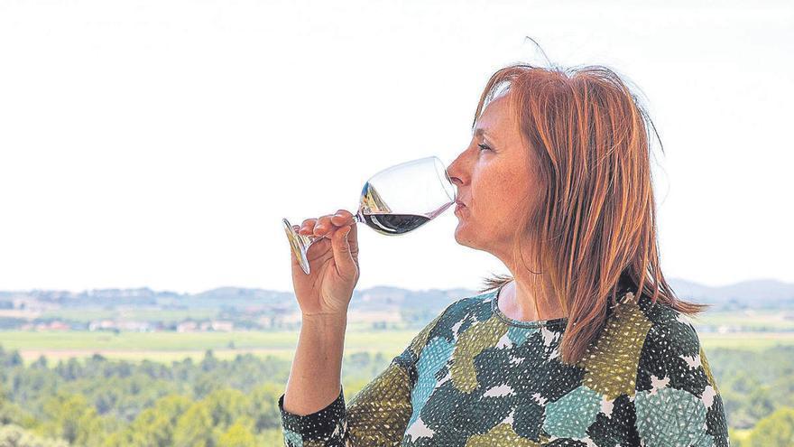 Mireia Torres, quinta generación con el vino en los genes