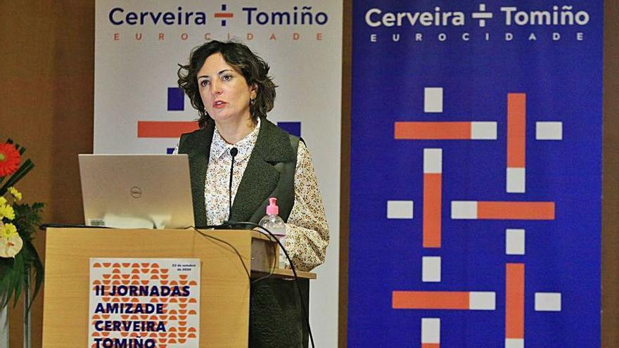 """Tomiño y Cerveira piden a Europa una comunicación más directa con la """"raia"""""""